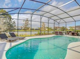 6BR Mansion At Family Resort - Private Pool, BBQ, Games!, hotel in Kissimmee