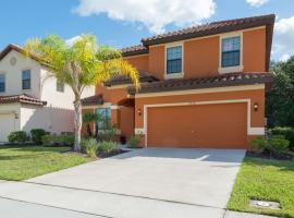7BR Mansion - Family Resort - Private Pool, Hot Tub, BBQ!, hotel in Kissimmee
