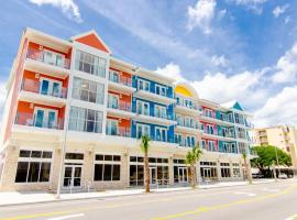 Ocean Escape Condos by Landmark Resort, serviced apartment in Myrtle Beach
