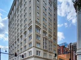 Hotel Kansas City-in the Unbound Collection by Hyatt, hotel in Kansas City