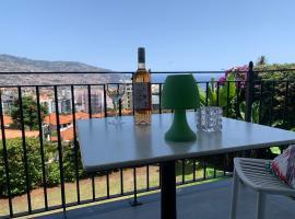 Belvedere Boutique - Adults only, hotel cerca de Mirador Pico dos Barcelos, Funchal