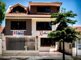 Hostal Kolibri B&B, hotel em Cuenca
