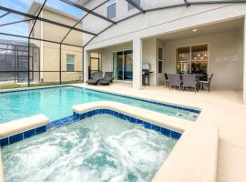 6BR Mansion - Family Resort - Private Pool, Hot Tub, BBQ!, casa o chalet en Kissimmee
