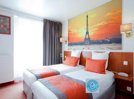 Alyss Saphir Cambronne Eiffel, hotel near Volontaires Metro Station, Paris
