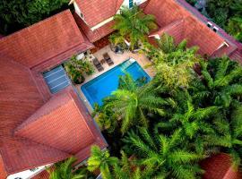 芭提雅 汇雅别墅 Pattaya Swimming Pool Villa, hotel in Ban Huai Yai