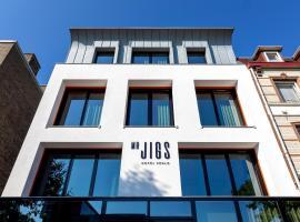 Mr Jigs, hotel in Venlo