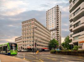 easyHotel Croydon, hotel en Croydon