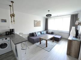 Apartament Bursztyn I Hel, hotel in Hel