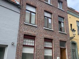 Stay in Bruges, apartment in Bruges