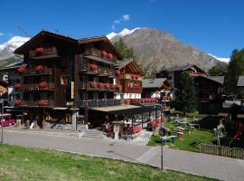 Hotel Tenne, hotel in Saas-Fee