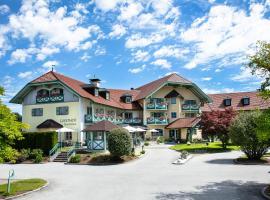 Landhotel Drei Eichen, hotel near Gut Aiderbichl, Eugendorf