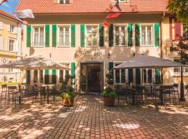 Stadthotel Haslach, hotel in Haslach im Kinzigtal
