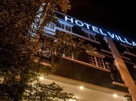 Hotel Villa, отель в городе Серембан
