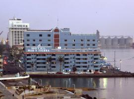 Hotel Mar y Tierra, hotel en Veracruz