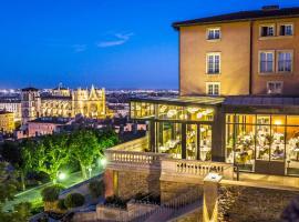 Villa Florentine, ξενοδοχείο κοντά σε Βασιλική της Παναγίας της Φουρβιέρ, Λυών