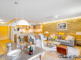 Luxury 2 bedroom at the foot of slopes - Dodo et Tartine, hotel in Saint-Bon-Tarentaise