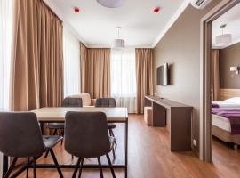 Апартаменты - Измайлово Резиденция, hotel in Moscow