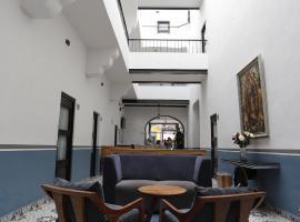 Hotel Sofia, hotel en Puebla