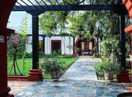Hotel Hostal el Farol, hotel en Parras de la Fuente