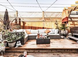 Martonys Zen Garden, apartment in San Francisco