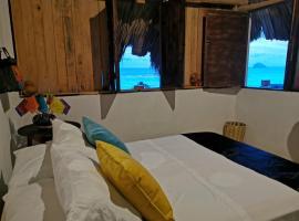 Nue La máxima&Lgbt Beach, hotel en Zipolite
