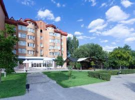 Приват Отель, отель в Астрахани