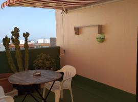 8 Calle Tangara La gloria, apartment in Santa Cruz de Tenerife