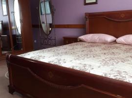 Гостиница Гарантия, отель в Томске