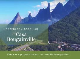 Hospedagem Doce Lar - Casa Bougainville, holiday home in Teresópolis