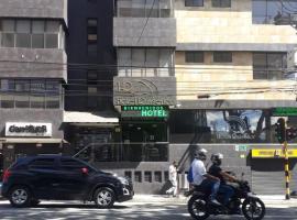 Hotel Ruiseñor, hotel en Itagüí
