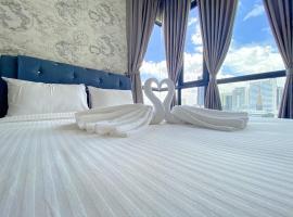 SKS Pavillion Suites @ UHA,新山的飯店