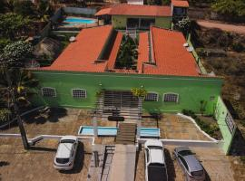 POUSADA TEIXEIRA, pet-friendly hotel in Barreirinhas