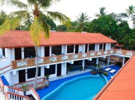 Hotel Thai Lanka, отель в Хиккадуве