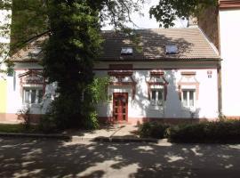 Pension U akátu, hotel v Praze