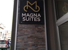 Magna Suites, departamento en Bahía Blanca
