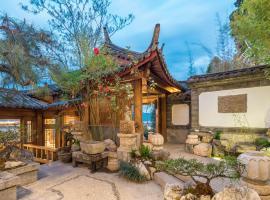 Lijiang Zen Garden Hotel, hotel i Lijiang