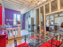 le logis de Lancelot Elegant home City Center, pet-friendly hotel in Sens
