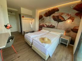 Alla Pergola, отель в Бибионе