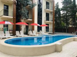 SeaRent Мадрид Парк 2, апартаменты/квартира в Адлере