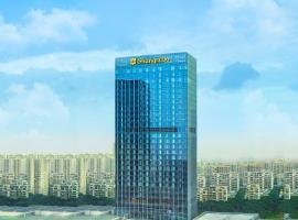 Shangri-La Yuanqu, Suzhou、蘇州市のホテル