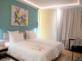 NJ Hotel Rabat, hotel in Rabat