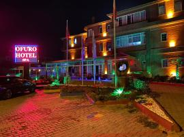 OFURO WORLD HOTEL SPA, hotel in İzmir