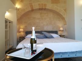 Palazzo Virgintino - Sassi Rooms, hotel con parking en Matera