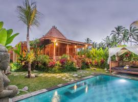 Santris Villas, hotel in Ubud
