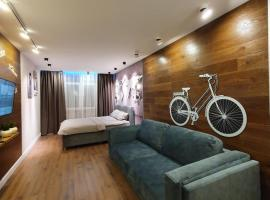 Travel Design Apartments YarCity, apartment in Yaroslavl