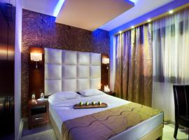 4- you Family, hotel in Metamorfosi