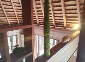 Moorea Legends Villa AITO 29, hotel in Papetoai