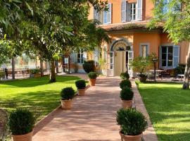 Hotel Vannucci, hôtel à Città della Pieve