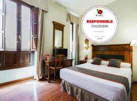 Hotel Plaza Nueva, hotel in zona Alhambra, Granada