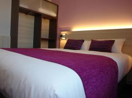 Brit Hotel La Fleur de Rhuys, hôtel à Theix